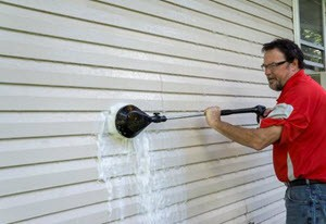 Alvin TX Vinyl Siding Washing