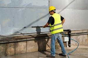 Building Washing Service in Deer Park TX