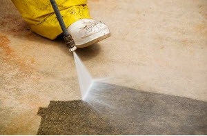 Driveway Cleaning Specialist in Dickinson
