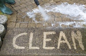 Power Washing Company in Webster