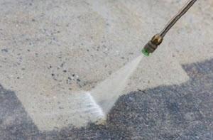 Rosharon TX Walkway Cleaning
